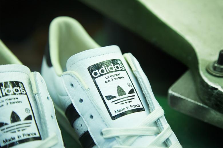 Chaussures Superstar d'Adidas